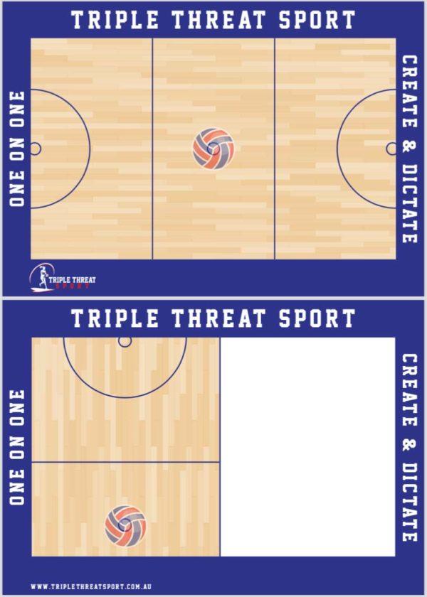 Netball Coaching Board